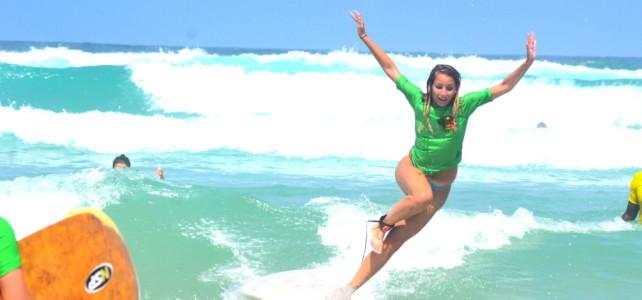surfing dakar